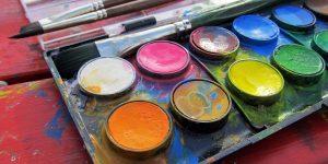 ¿Qué materiales hacen falta para pintar con acuarela?