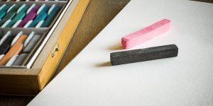 10 consejos para pintar con pasteles